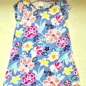 Gymboree Floral Knit Dress